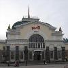 Железнодорожные вокзалы в Малмыже