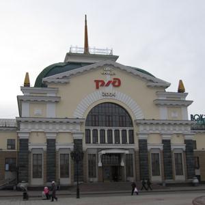 Железнодорожные вокзалы Малмыжа